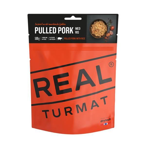 Bilde av RT Pulled Pork med ris